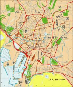 st map st helier map mappery