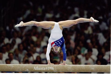 st rug where is kerri strug now the quot magnificent seven quot olympic gymnast has been busy since retiring