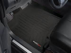 Weathertech Custom Fit Cargo Liners For Chevrolet Equinox Black Chevy Equinox Front Floor Liners 2010 2013 Custom Fit