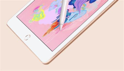 Ready Apple Pencil By Apple 9 7 2018 with apple pencil support tech specs