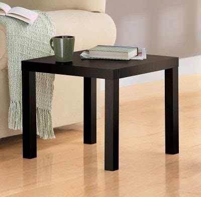 dhp parsons modern coffee table dhp parsons modern end table only 14