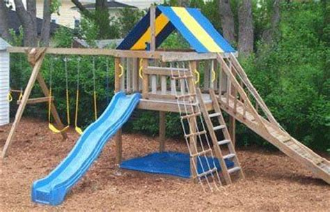 professional swing set 1000 images about jungle gym on pinterest cubby houses
