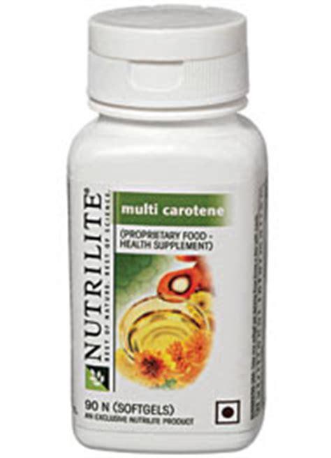 Nutrilite Multi Carotene best of nature best of science nutrilite multi carotene