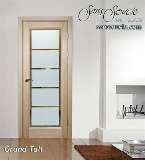 Frosted Interior Glass Doors Sans Soucie Art Glass Frosted Interior Doors