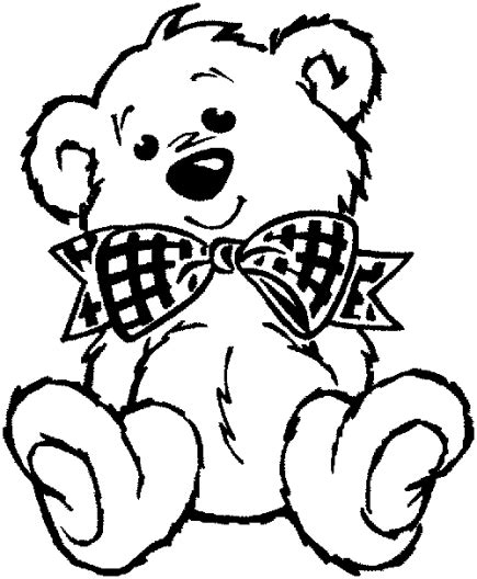 teddy bear coloring pages to print free teddy bear picnic coloring pages