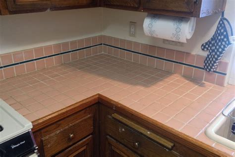 Countertop Refacing by Tile Refinishing Galleries New Look Home Remodeling