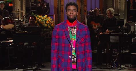 3 Sketches Snl by Chadwick Boseman On Snl 3 Sketches You To See