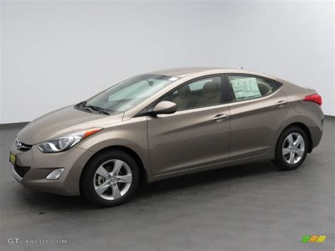 2013 desert bronze hyundai elantra gls 78375340 gtcarlot car color galleries