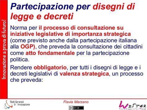 legge marzano testo flavia marzano dei deputati partecipazione e
