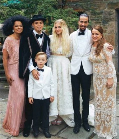 ashlee simpson weds evan ross at diana ross estate ashlee simpson and evan ross wedding famous weddings