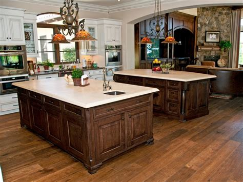 Hardwood Floor Kitchen Kitchen Flooring Ideas Interior Design Styles And Color Schemes For Home Decorating Hgtv