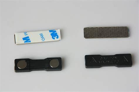 Id Card Holder Magnet Name Tag Holder Magnet Tempat Id Card Magnet 5pcs magnetic name badge id badge attachment name tag holder
