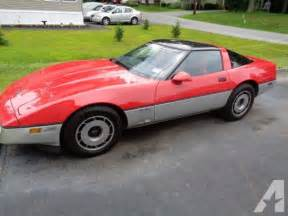 1985 Chevrolet Corvette For Sale 1985 Corvette 1985 Chevrolet Corvette Car For Sale In