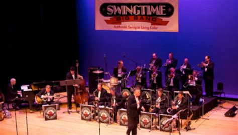 swing time big band swingtime big band autumn in new york