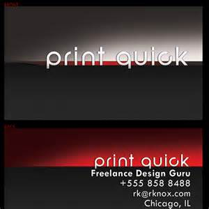 business card printing template free business card psd tutorial glocard