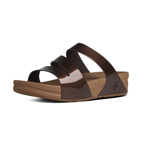 fitflop sandal fitflop fitflop design superjelly twist slip on sandal