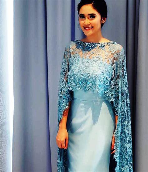 Model Baju Kondangan 24 Koleksi Kebaya Untuk Kondangan Model Terbaru 2018