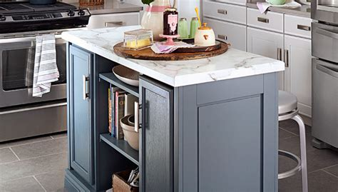 kitchen island with cabinets how to build a diy kitchen island