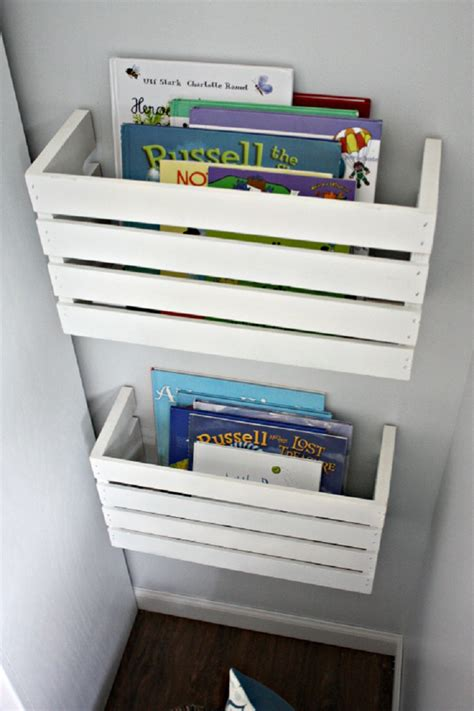 book storage ideas top 10 diy kid s book storage ideas top inspired