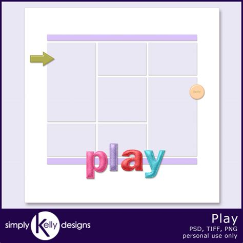play template dsa march hop play template 187 simply designs
