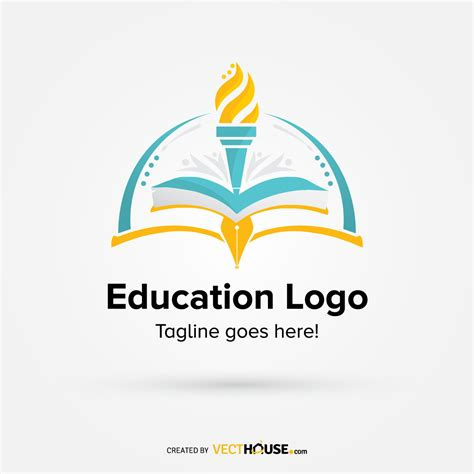 Home Design Education by Education Logo Design Vecthouse
