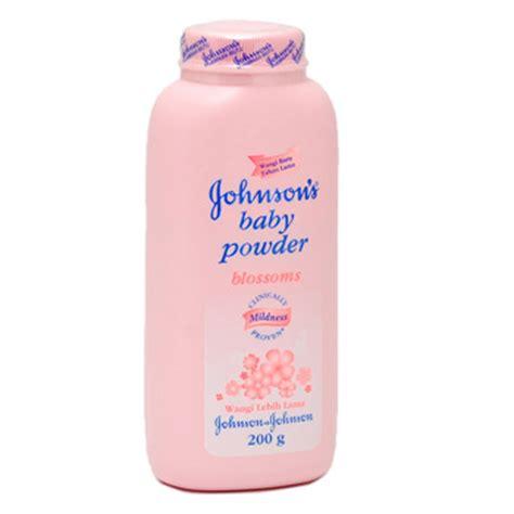bedak bayi johnson s blossom 300gr