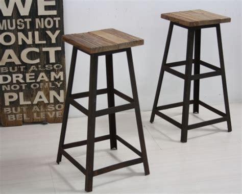 sgabelli on line sgabello legno e ferro vintage etnico outlet mobili etnici