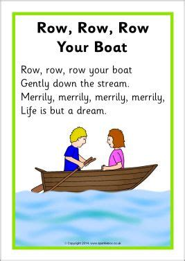 rock the boat nursery rhyme 1000 images about rhymes on pinterest songs for