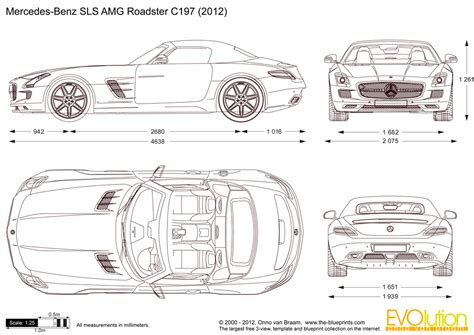 Custom Poly Avante Mk Ii Yellow 2012 mercedes sls amg roadster c197 cars blueprints