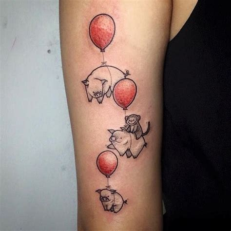 small pig tattoos best 25 pig tattoos ideas on pig drawing