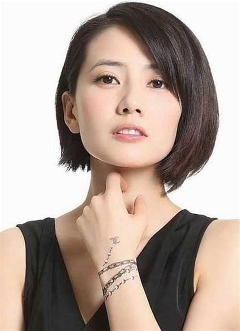 hairstyle for round face chinese chinese bob hairstyles 2014 2015 short hairstyles 2017