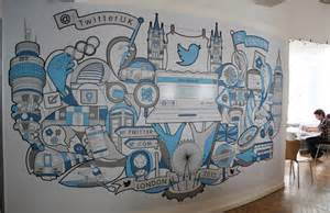21 incredibly cool design office murals creative bloq modern wall mural picture more detailed picture about