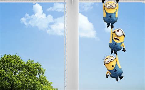 wallpaper for desktop me funny cute minions hd wallpapers 9to5animations com