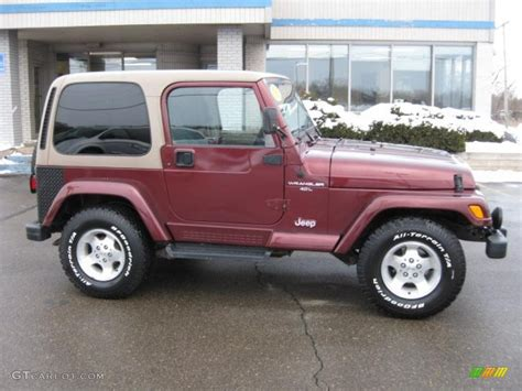 2001 pearl jeep wrangler 4x4 25964698 gtcarlot car color galleries