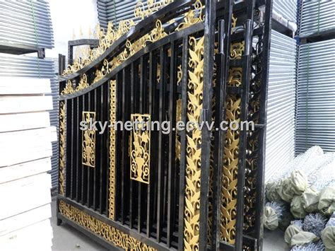 beautiful house gates designs beautiful residential wrought iron gate designs models house gate purchasing souring