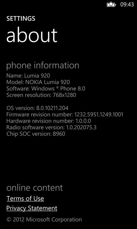 Lumia 920 , PDF Reader , Speech , Games and other