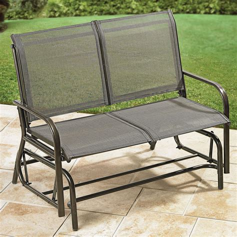 patio furniture glider beautiful patio gliders 7 outdoor patio furniture gliders