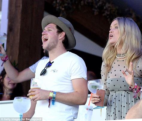niall horan and laura whitmore one direction niall horan pictures to niall horan parties with laura whitmore at bst daily