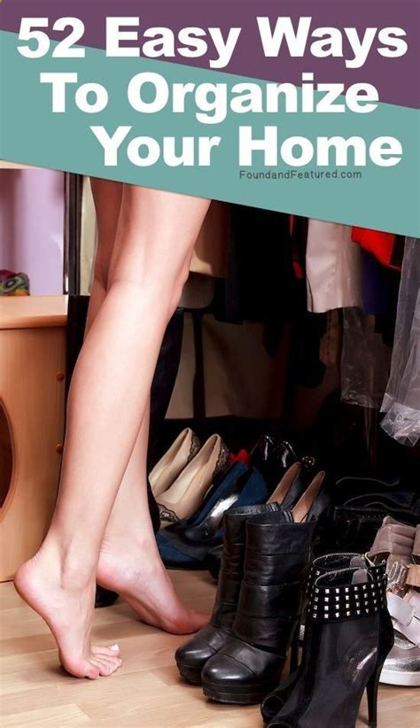 8 Bargain Ways To Rev Your Wardrobe by Lots Of Cheap And Creative Ways To Organize Your Entire