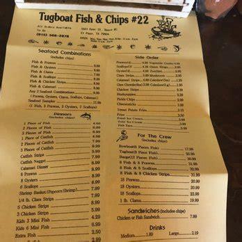tugboat el paso tugboat fish chips 39 photos 40 reviews fish