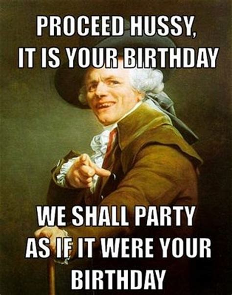Funny Birthday Memes - rise and shine happy birthday chips the obama diary