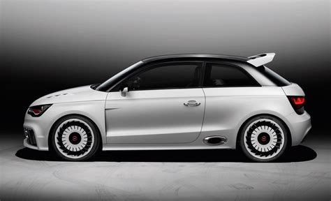 audi a1 sport quattro tuning w 246 rthersee 2011 audi a1 clubsport quattro concept