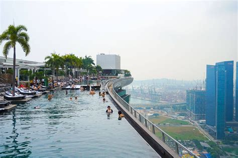 marina bay sands infinity pool entrance fee 48 hour singapore travel guide crisis