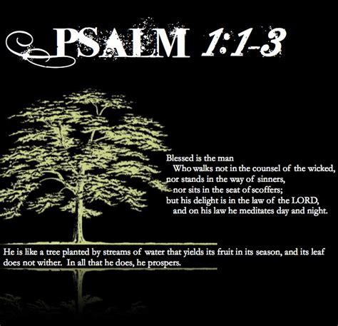 Psalm 1 1 3
