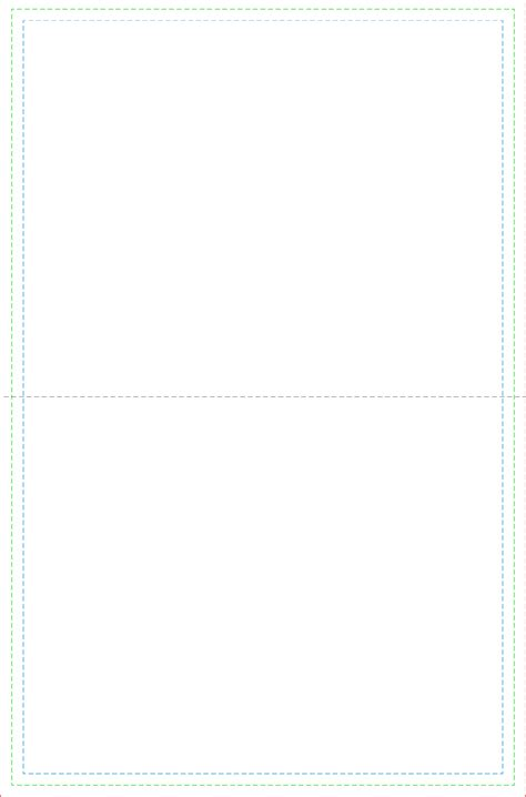Sided Greeting Card Template by Greeting Card Template Free