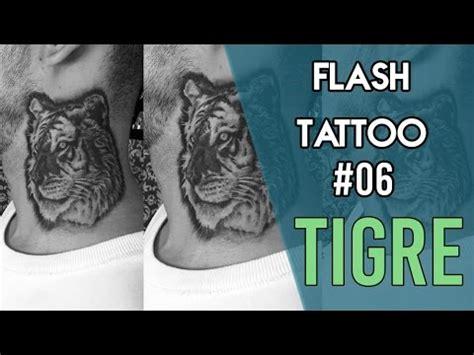 tattoo flash youtube tigre flash tattoo 06 youtube