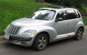 Chrysler Vehicle Car Throttle Parting The Chrysler Pt Cruiser