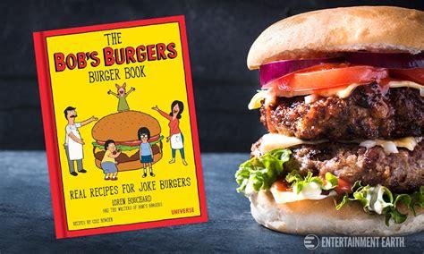 best burger cookbook bob s burgers burger of the day recipes the best burger
