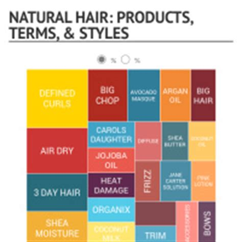 hair care vocabulary hair products terms styles infogram charts