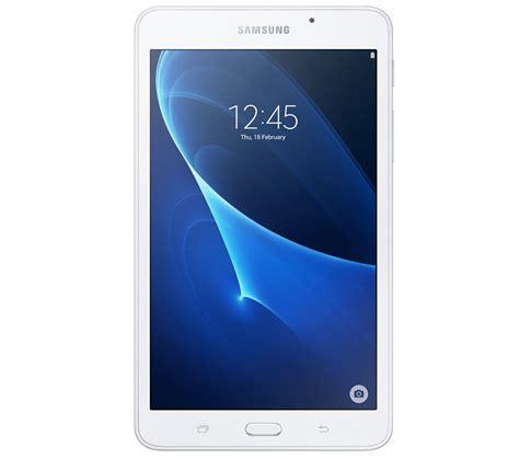 Samsung Tab 8 Gb samsung galaxy tab a 7 quot tablet 8 gb white deals pc world
